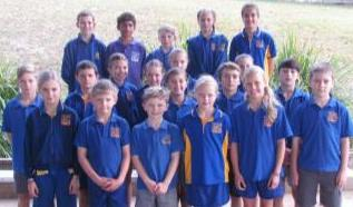 Team of Children to go to mid north coast.